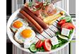 Švajcarija doručak