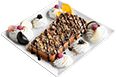 Čokoladni waffel