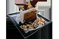 PLASMA CAKE WITH EUROCREAM SPREAD